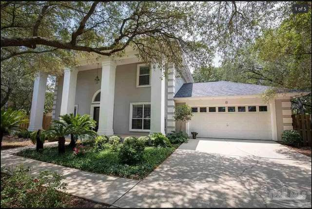 8 Fairpoint Pl, Gulf Breeze, FL 32561 (MLS #595706) :: Connell & Company Realty, Inc.