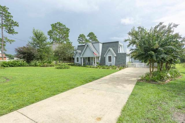 503 Carmody Hill Rd, Cantonment, FL 32533 (MLS #595745) :: Connell & Company Realty, Inc.