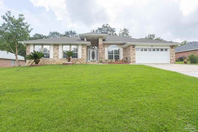 450 Turnberry Rd, Cantonment, FL 32533 (MLS #595823) :: Levin Rinke Realty