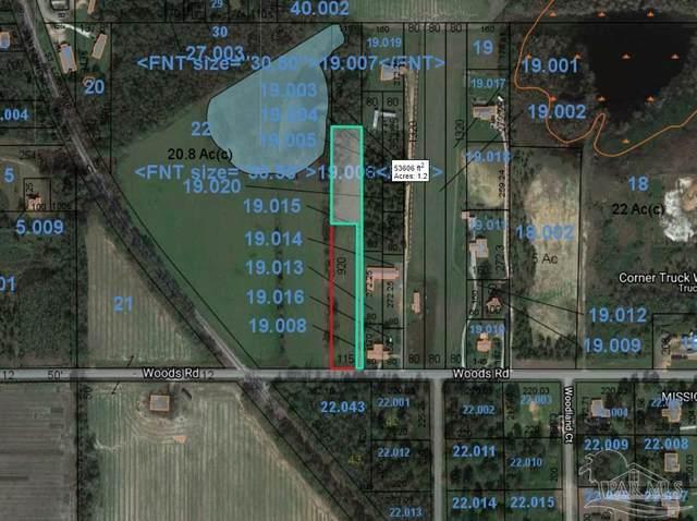 1 Woods Rd 1.21 AC, Atmore, AL 36502 (MLS #595851) :: Levin Rinke Realty