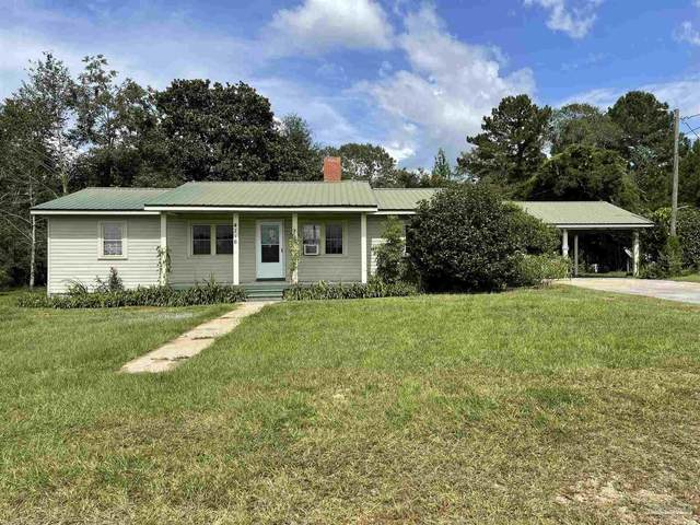 4176 Morristown Rd, Jay, FL 32565 (MLS #595966) :: Connell & Company Realty, Inc.