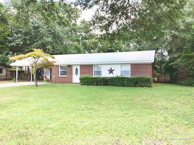 211 6th Ave, Atmore, AL 36502 (MLS #596084) :: Levin Rinke Realty