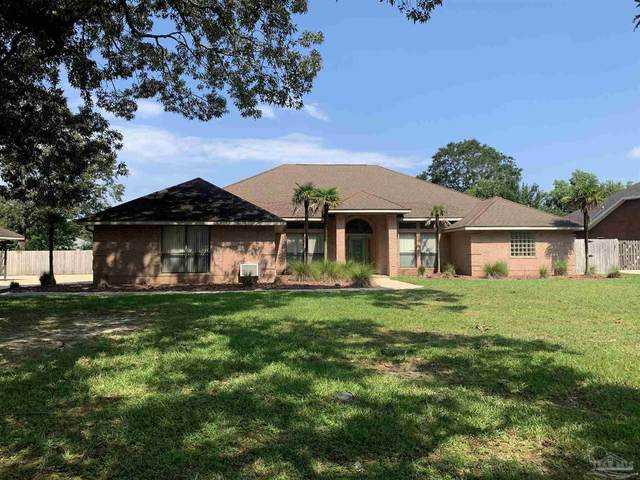 9239 Bell Ridge Dr, Pensacola, FL 32526 (MLS #596095) :: Connell & Company Realty, Inc.