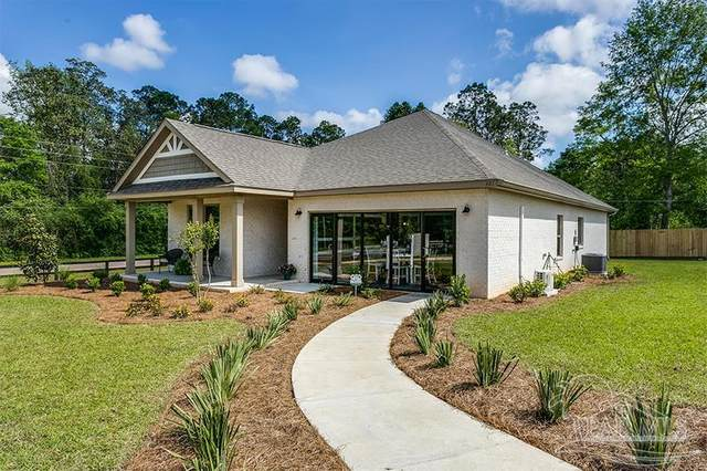 1272 Meadow Trl, Cantonment, FL 32533 (MLS #596132) :: Connell & Company Realty, Inc.