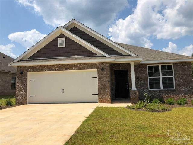 1256 Meadow Trl, Cantonment, FL 32533 (MLS #596151) :: Connell & Company Realty, Inc.