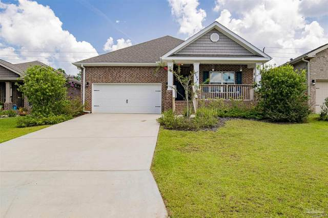 3594 Whitetail Ln, Pensacola, FL 32526 (MLS #596202) :: Connell & Company Realty, Inc.