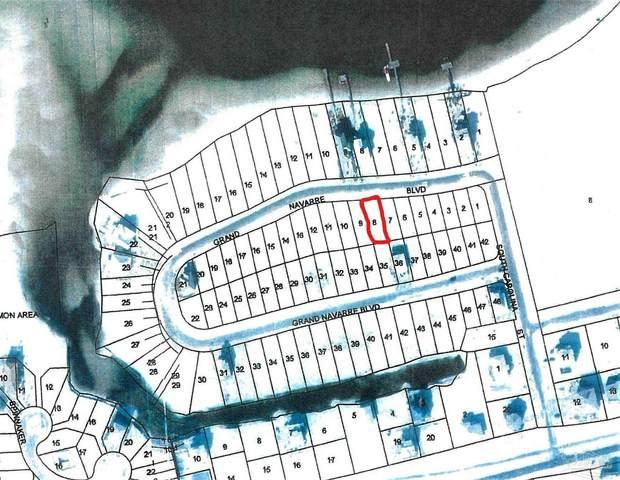 Lot 8 BLK B Grand Navarre Blvd, Navarre Beach, FL 32566 (MLS #596250) :: Coldwell Banker Coastal Realty