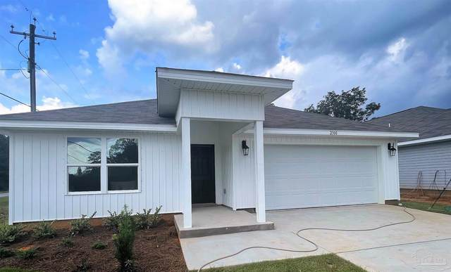 2348 Kirkwood Dr, Cantonment, FL 32533 (MLS #596256) :: Connell & Company Realty, Inc.