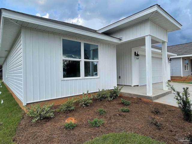 2356 Kirkwood Dr, Cantonment, FL 32533 (MLS #596257) :: Connell & Company Realty, Inc.