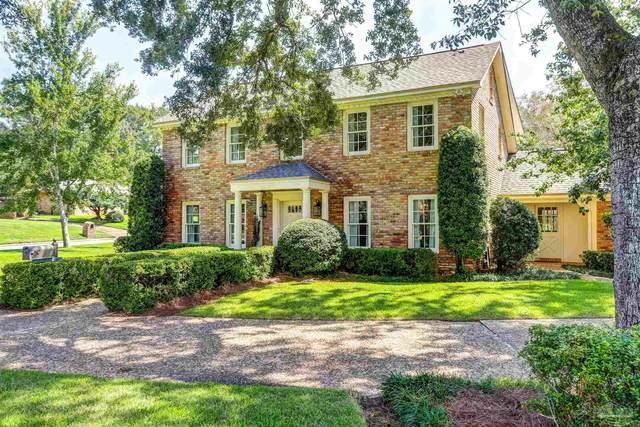 2851 Banquos Tr, Pensacola, FL 32503 (MLS #596295) :: Connell & Company Realty, Inc.