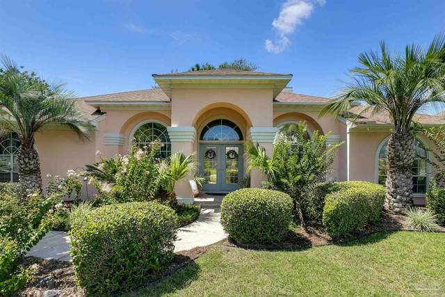 2519 Masters Blvd, Navarre, FL 32566 (MLS #596332) :: Connell & Company Realty, Inc.