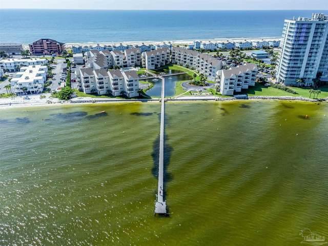 1150 Ft Pickens Rd D12, Pensacola Beach, FL 32561 (MLS #596341) :: HergGroup Gulf Coast