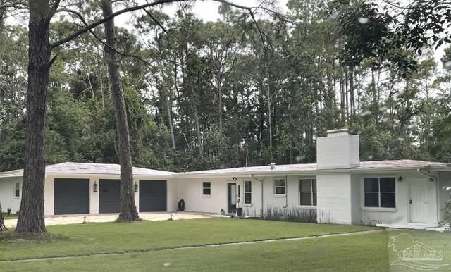1050 Perdido Manor Dr, Pensacola, FL 32506 (MLS #596353) :: Levin Rinke Realty