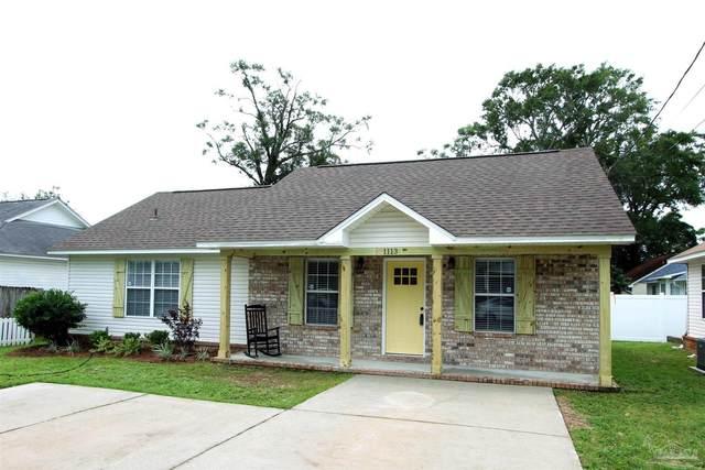 1113 N Davis Hwy, Pensacola, FL 32503 (MLS #596356) :: Levin Rinke Realty