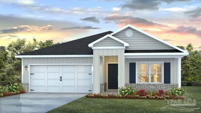 7589 Steeplechase Blvd, Pensacola, FL 32526 (MLS #596402) :: Levin Rinke Realty