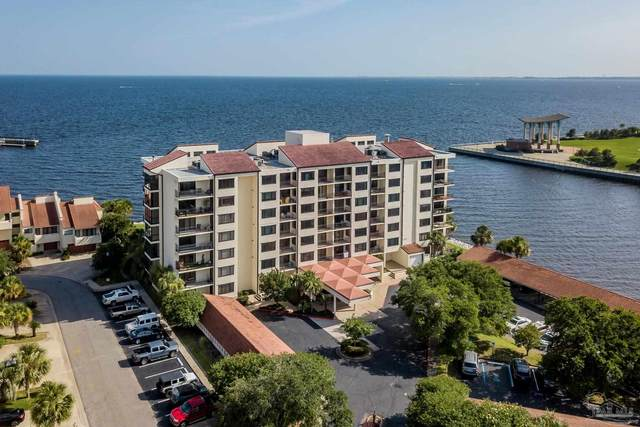 206 Port Royal Way, Pensacola, FL 32502 (MLS #596427) :: Levin Rinke Realty