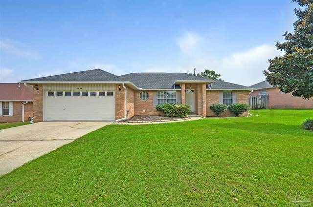6844 Rickwood Dr, Pensacola, FL 32526 (MLS #596457) :: Connell & Company Realty, Inc.
