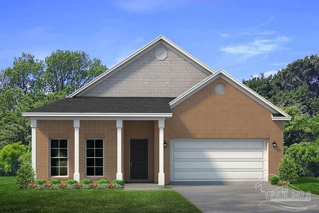 7895 Burnside Loop, Pensacola, FL 32526 (MLS #596483) :: Connell & Company Realty, Inc.