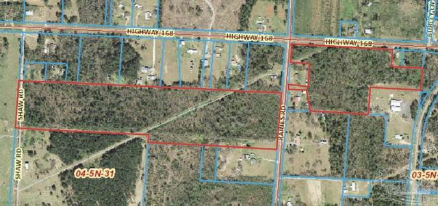 7900 Raines Rd, Century, FL 32535 (MLS #596486) :: Connell & Company Realty, Inc.