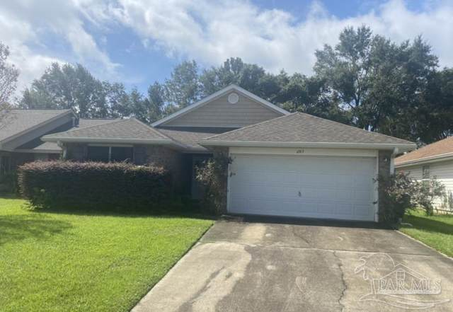1263 Wetherby Rd, Pensacola, FL 32534 (MLS #596511) :: Connell & Company Realty, Inc.