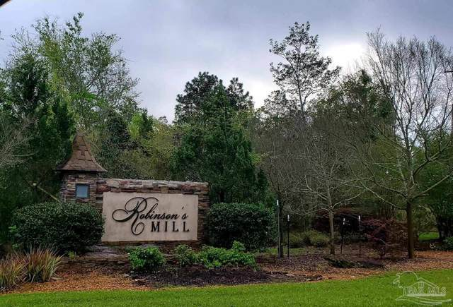 954 Grindstone Ln, Cantonment, FL 32533 (MLS #596526) :: Connell & Company Realty, Inc.