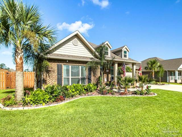 9390 Pebble Stone Dr, Pensacola, FL 32526 (MLS #596555) :: Connell & Company Realty, Inc.