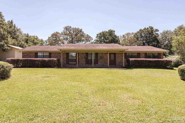 2517 Corral Dr, Cantonment, FL 32533 (MLS #596571) :: Connell & Company Realty, Inc.