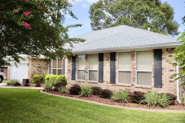 11775 Old Course Rd, Cantonment, FL 32533 (MLS #596583) :: Connell & Company Realty, Inc.