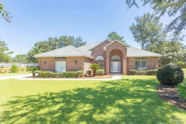2756 Blue Jay Dr, Navarre, FL 32566 (MLS #596597) :: Connell & Company Realty, Inc.