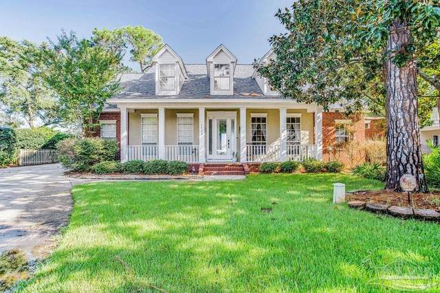 1532 Coral Ln, Gulf Breeze, FL 32563 (MLS #596613) :: The Kathy Justice Team - Better Homes and Gardens Real Estate Main Street Properties