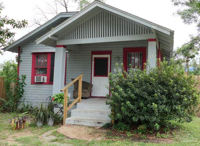 710 N M St, Pensacola, FL 32501 (MLS #596614) :: The Kathy Justice Team - Better Homes and Gardens Real Estate Main Street Properties