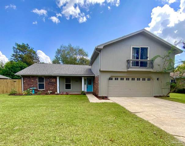 5950 Reynosa Dr, Pensacola, FL 32504 (MLS #596643) :: Connell & Company Realty, Inc.