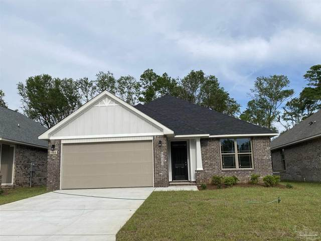 3827 Shady Grove Dr, Pace, FL 32571 (MLS #596662) :: Connell & Company Realty, Inc.