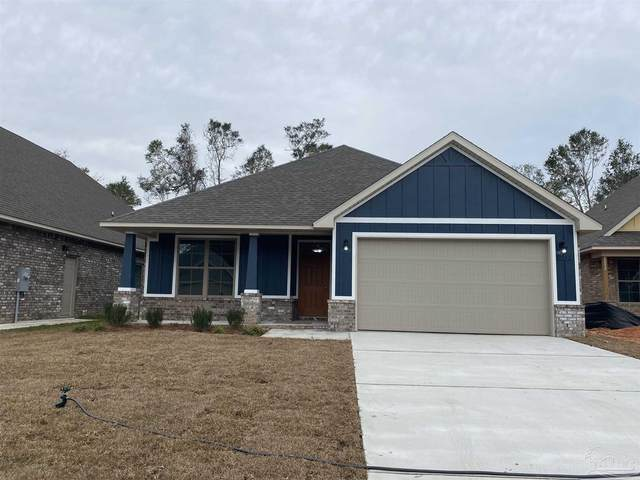 3839 Shady Grove Dr, Pace, FL 32571 (MLS #596670) :: Connell & Company Realty, Inc.