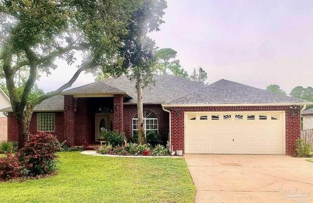 7962 Castle Pointe Way, Pensacola, FL 32506 (MLS #596719) :: Crye-Leike Gulf Coast Real Estate & Vacation Rentals