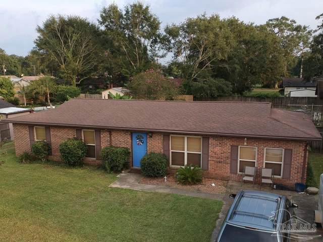 4113 Cinnamon Rd, Pace, FL 32571 (MLS #596720) :: Connell & Company Realty, Inc.