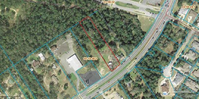 9941 Davis Hwy, Pensacola, FL 32514 (MLS #596735) :: Connell & Company Realty, Inc.