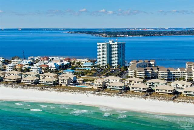 1200 Ft Pickens Rd 10E, Pensacola Beach, FL 32561 (MLS #596747) :: Levin Rinke Realty