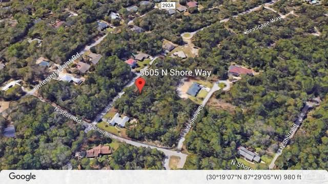 5605 North Shore Way, Perdido Key, FL 32507 (MLS #596753) :: Levin Rinke Realty