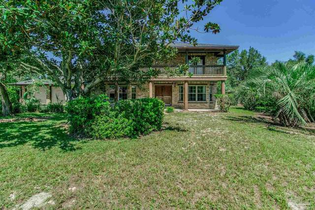 11802 Chanticleer Dr, Pensacola, FL 32507 (MLS #596761) :: Levin Rinke Realty