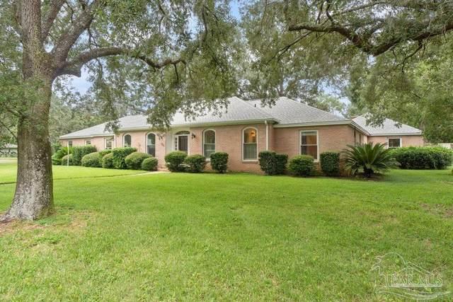 500 Plantation Hill Rd, Gulf Breeze, FL 32561 (MLS #596777) :: HergGroup Gulf Coast