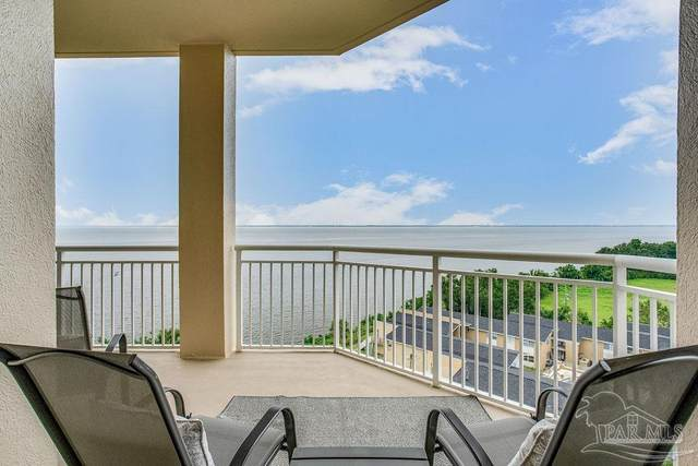 1700 Scenic Hwy #801, Pensacola, FL 32503 (MLS #596795) :: Connell & Company Realty, Inc.