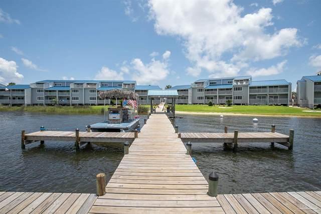 16470 Perdido Key Dr B24, Pensacola, FL 32507 (MLS #596814) :: Levin Rinke Realty