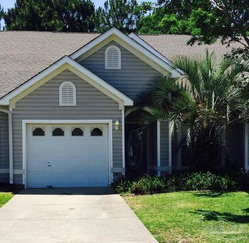 1441 Tiger Lake Dr, Gulf Breeze, FL 32563 (MLS #596870) :: The Kathy Justice Team - Better Homes and Gardens Real Estate Main Street Properties