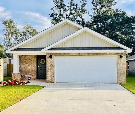 7301 Lakeside Oak Ct, Pensacola, FL 32526 (MLS #596893) :: Levin Rinke Realty