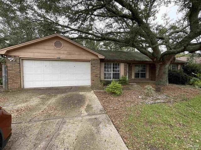 7406 St James Pl, Pensacola, FL 32506 (MLS #596896) :: Vacasa Real Estate