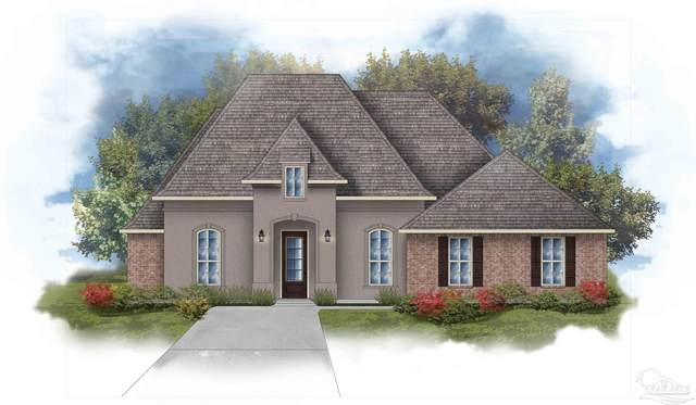 5724 Oak Haven Ln Lot 1-C, Gulf Breeze, FL 32563 (MLS #596899) :: The Kathy Justice Team - Better Homes and Gardens Real Estate Main Street Properties
