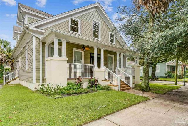700 N Spring St, Pensacola, FL 32501 (MLS #596904) :: Connell & Company Realty, Inc.