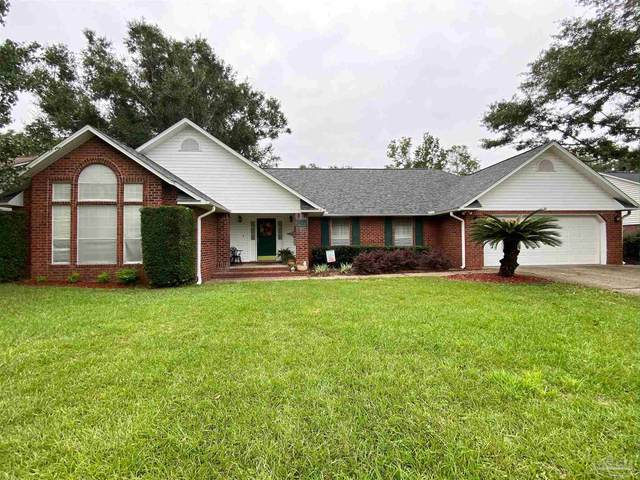504 Turnberry Rd, Cantonment, FL 32533 (MLS #596913) :: Levin Rinke Realty