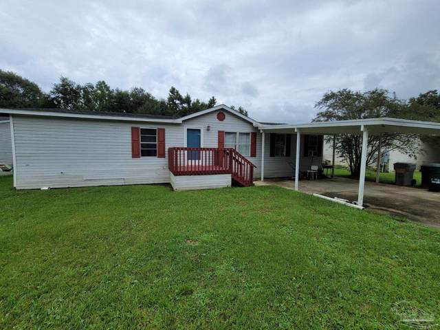 6253 Footprint Dr, Pensacola, FL 32526 (MLS #596943) :: The Kathy Justice Team - Better Homes and Gardens Real Estate Main Street Properties